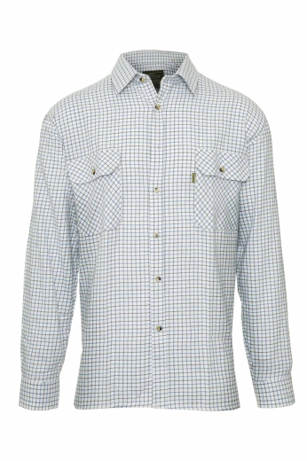 champion-mens-tattersal-long-sleeve-shirt-3-colours-blue