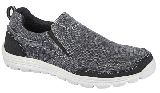 dek-superlight-memory-foam-slip-on-black-uk-8
