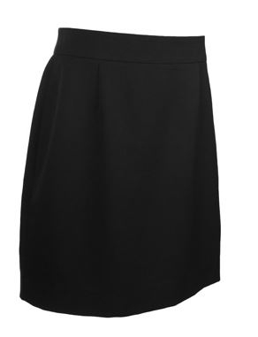 girls-black-colchester-skirt-28-inch