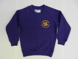 Cedars Park Sweatshirts Purple