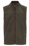 Country Estate Portree Fleece Gilet - Olive